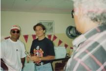 Aruba Jazz Festival 93. John Secada